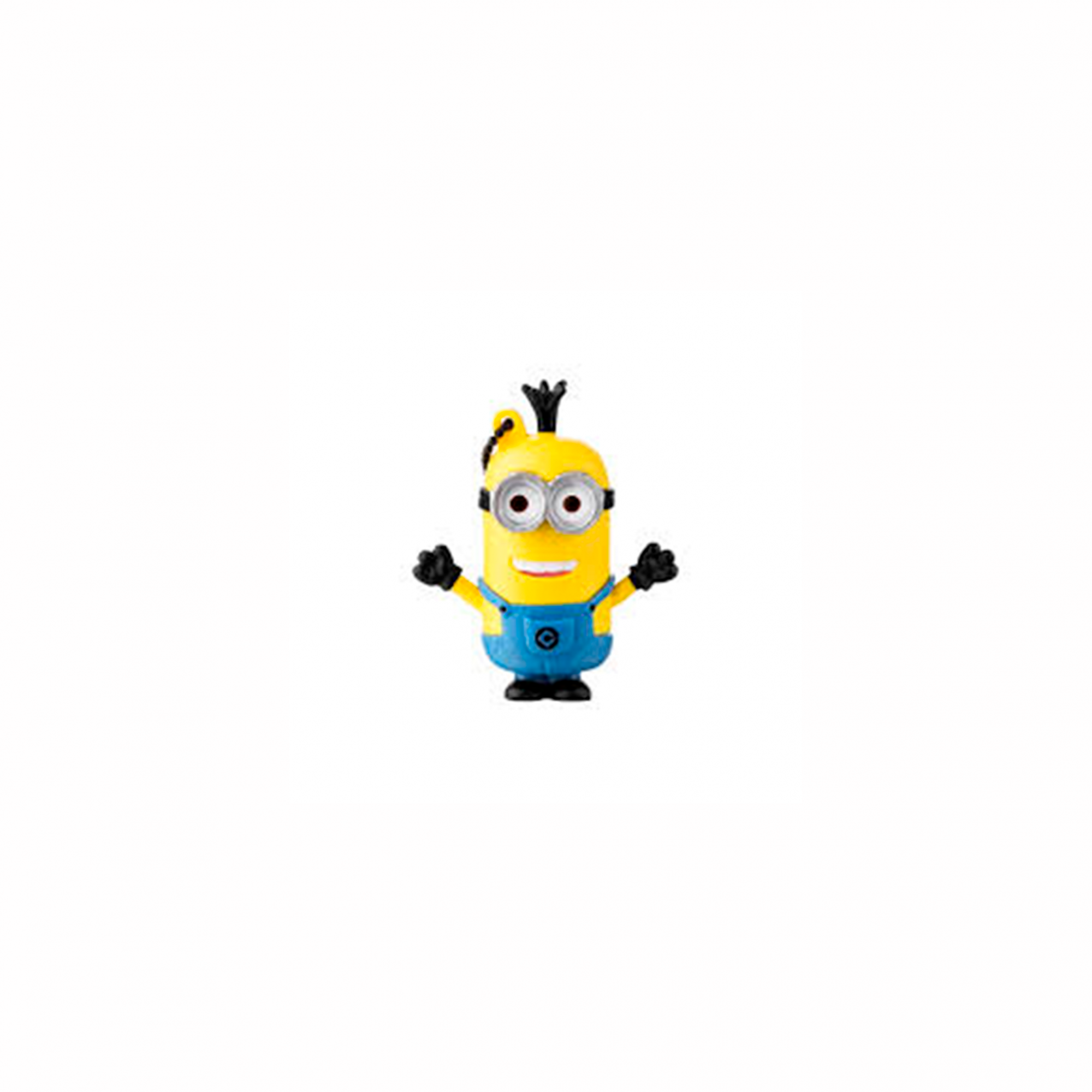 PENDRIVE MINIONS TIM 8GB PD096 MULTILASER
