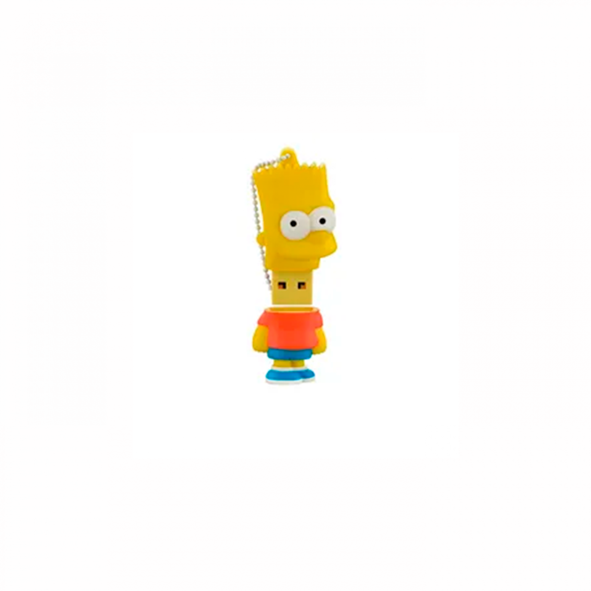 PENDRIVE SIMPSONS BART 8GB PD071 MULTILASER