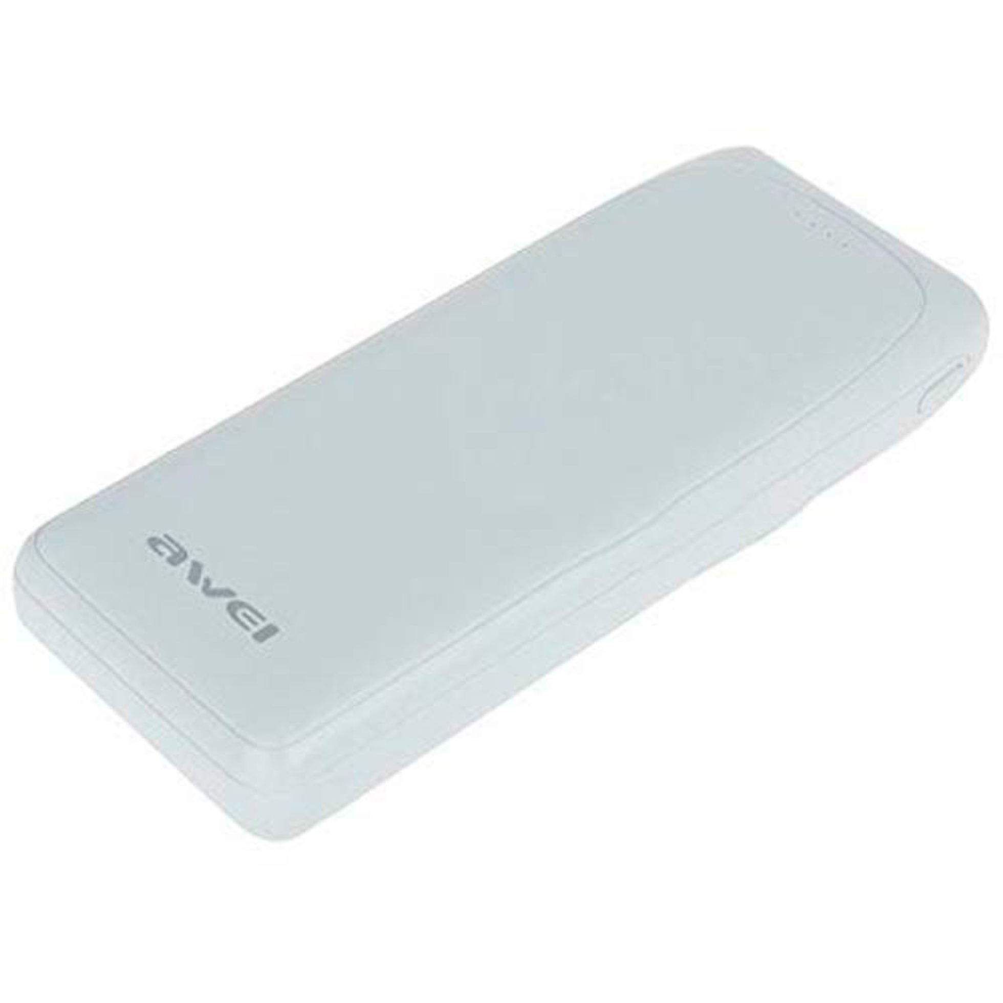 POWER BANK DUAL USB P66K 20000 BRC AWEI
