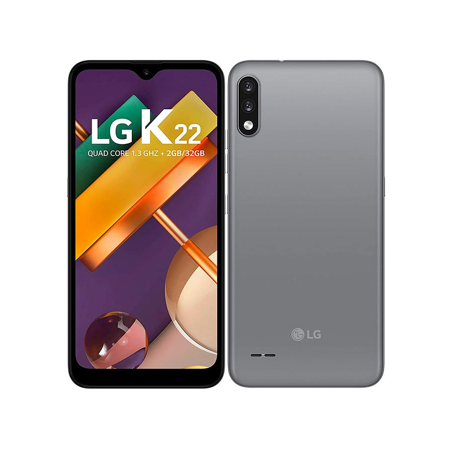SMARTPHONE LG K22 K200 32GB CINZA