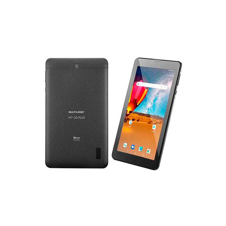 TABLET M7 3G PLUS NB304 PRETO MULTILASER