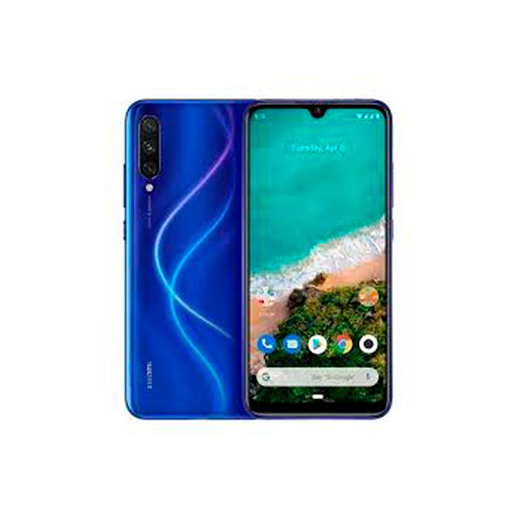 XIAOMI MIA3 64GB BLUE GARANTIA 90DIAS