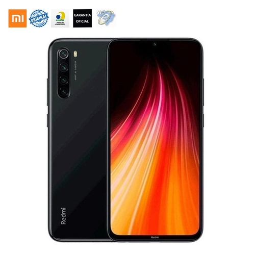 XIAOMI NOTE 8 128GB BLACK GARANTIA 90D