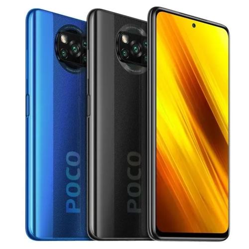 XIAOMI POCO X3 128GB BLUE GARANTIA 90D
