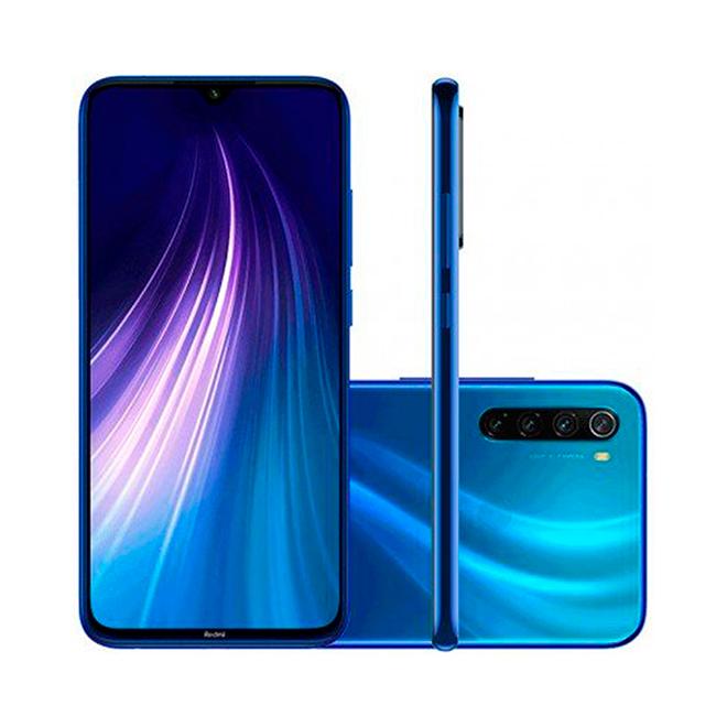 XIAOMI REDMI 8 32GB BLUE - GARANTIA 90 DIAS