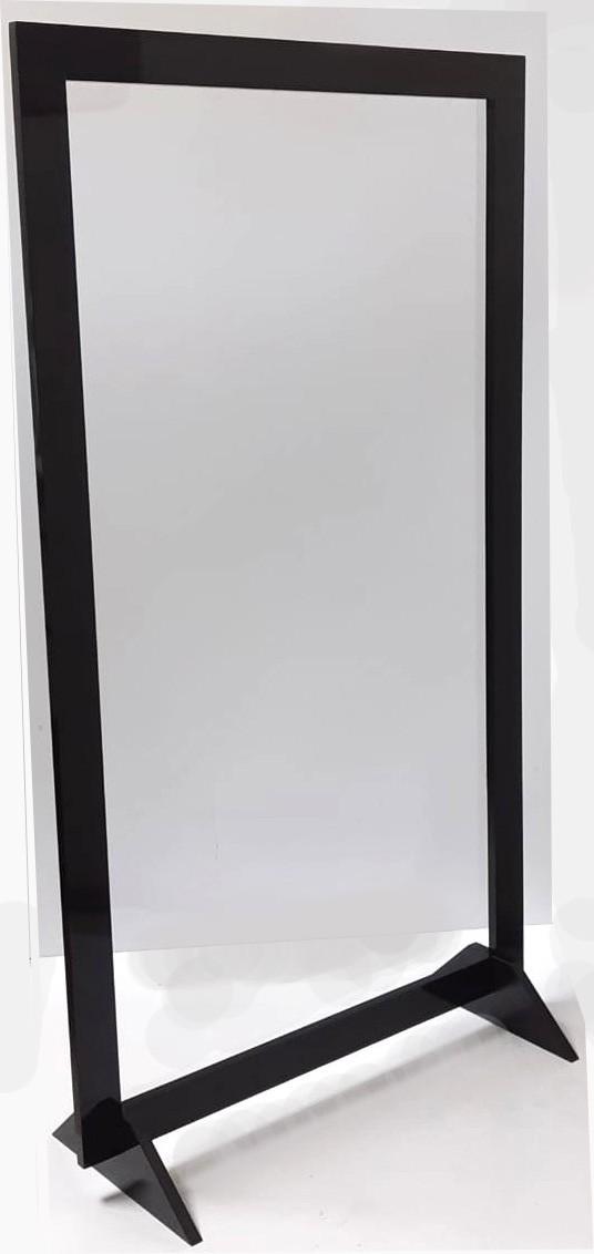 Divisória Escudo Biombo De Chão 60x120cm