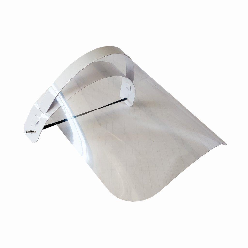Kit Com 10 Máscaras De Proteção Facial - Face Shield