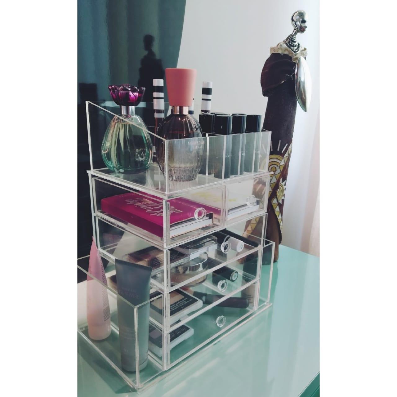 Organizador De Maquiagem - Ahazô 2
