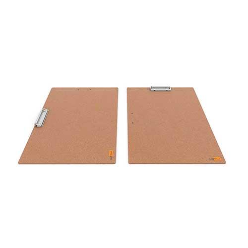 Prancheta Em Mdf A3 - Modelo Vertical / Horizontal