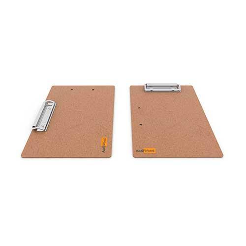 Prancheta Em Mdf A5 - Modelo Vertical / Horizontal