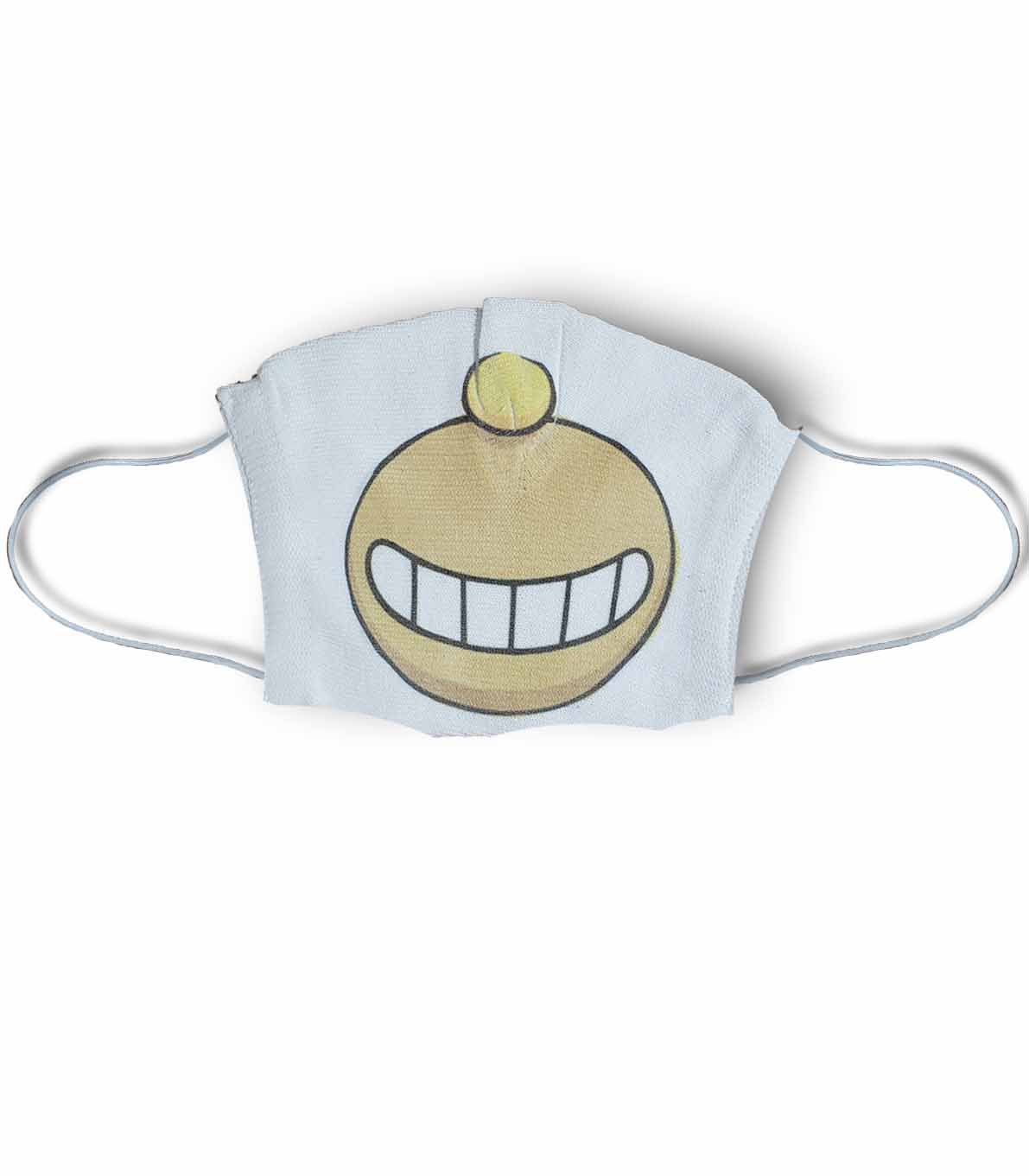 Mascara divertida estampada homer simpson