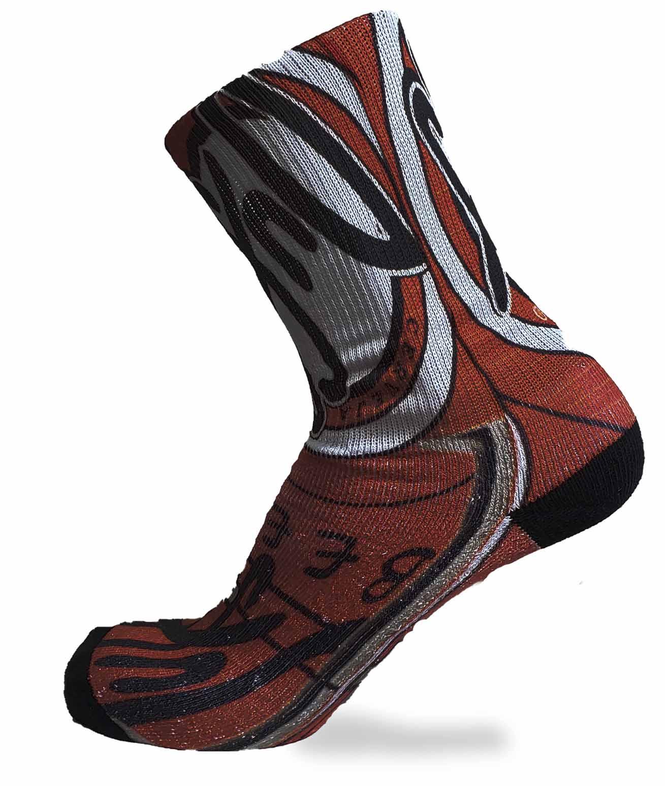 MEIA FOOTLOOK DUFF 39/43