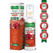 Spray Bucal Antibacteriano de Romã com CPC Água Rabelo 60 ml