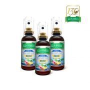 Spray bucal Zero Açúcar 45ml Água Rabelo Kit 3 uni.