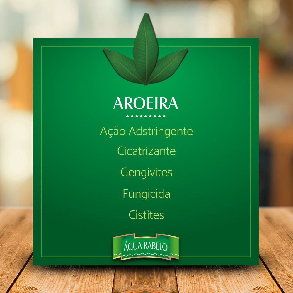 Kit Água Rabelo Plus Aloe