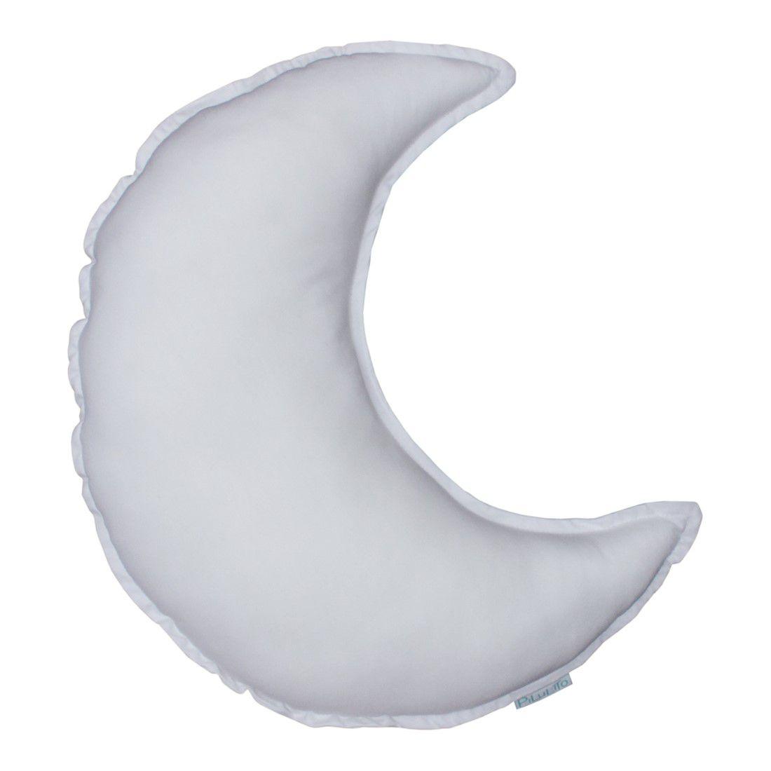 Almofada lua branca