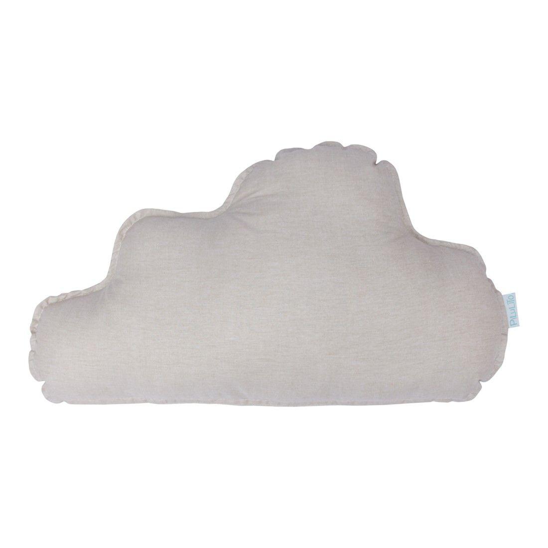 Almofada nuvem grande linho
