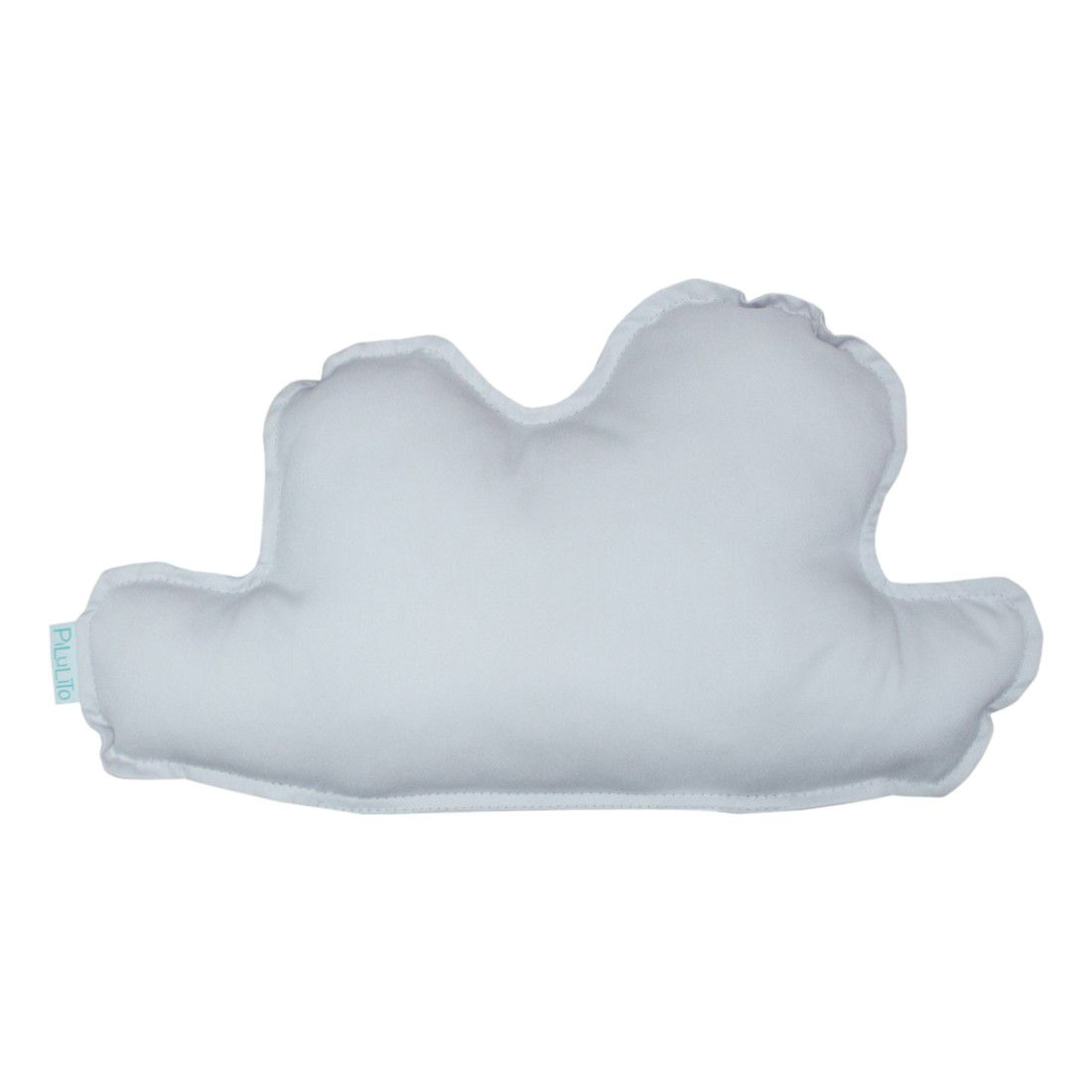 Almofada nuvem pequena  branca