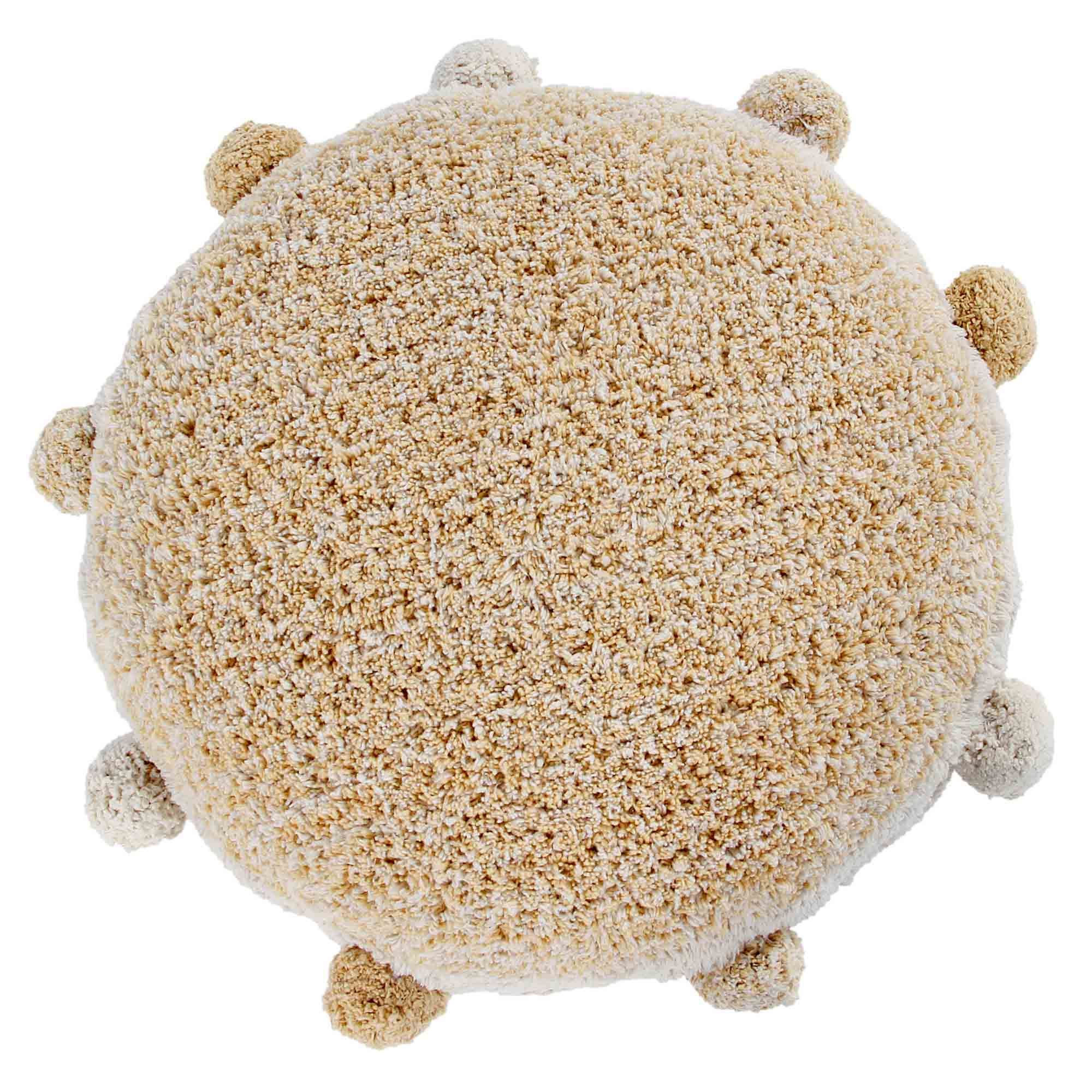 Almofada Puff Lorena Canals Bubbly Honey 48 cm