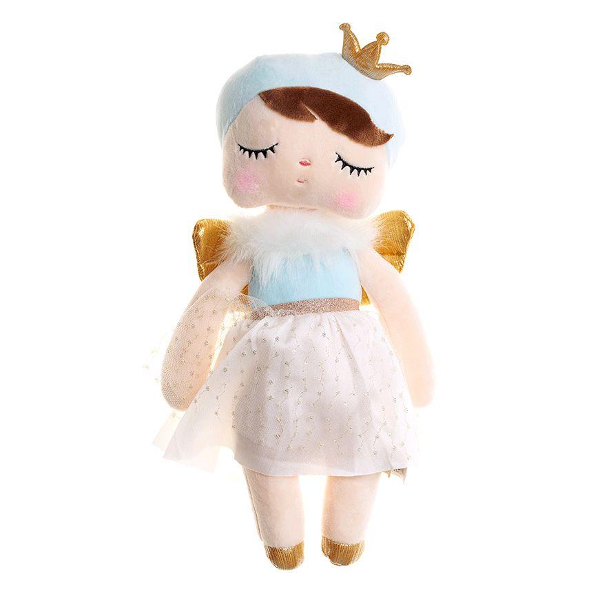 Boneca Metoo Angela Angel Azul