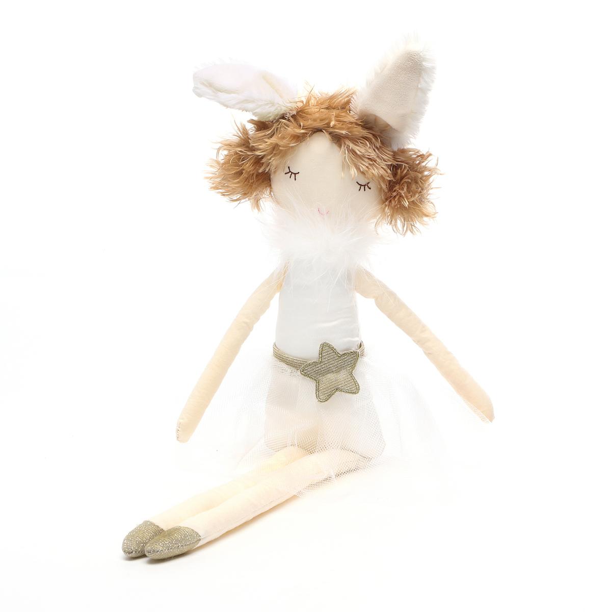 Boneca Sam & Peas Lolevy Aurore