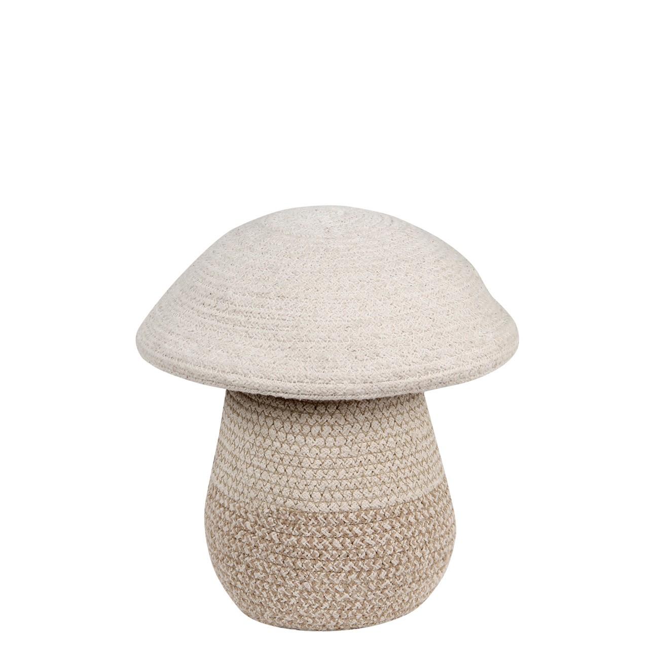 Cesto Lorena Canals Baby Mushroom 23x27 cm
