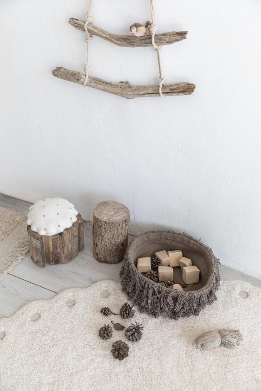 Cesto Lorena Canals Pio Pio Nest 40 x 20 cm