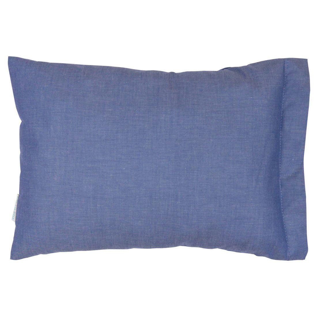Fronha pilulito azul Jeans