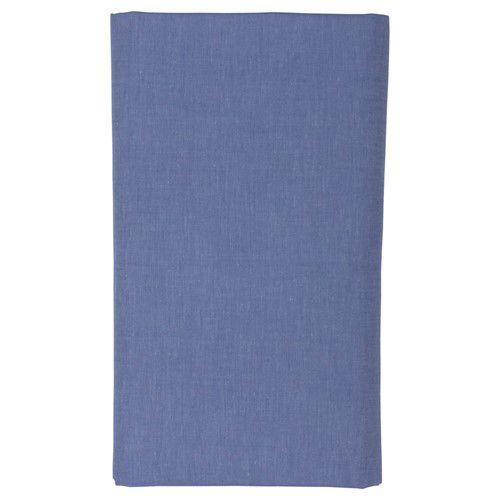Lençol com elástico Azul Jeans