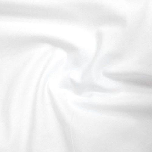 Lençol com elástico Branco