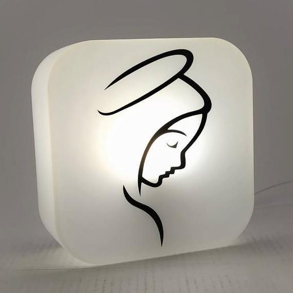 Luminária Box Nossa Senhora