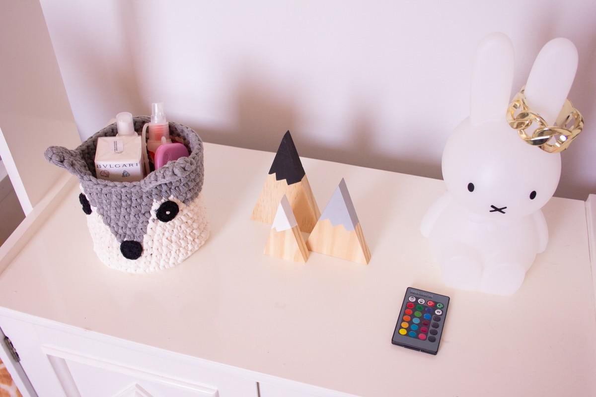 Luminária Coelha Miffy 30 cm