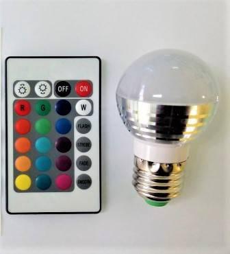 Luminária Foguete