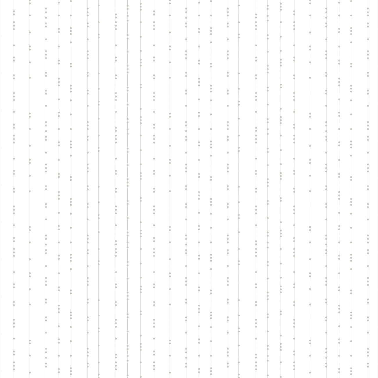 Papel de parede Linhas e Pontos Cinza