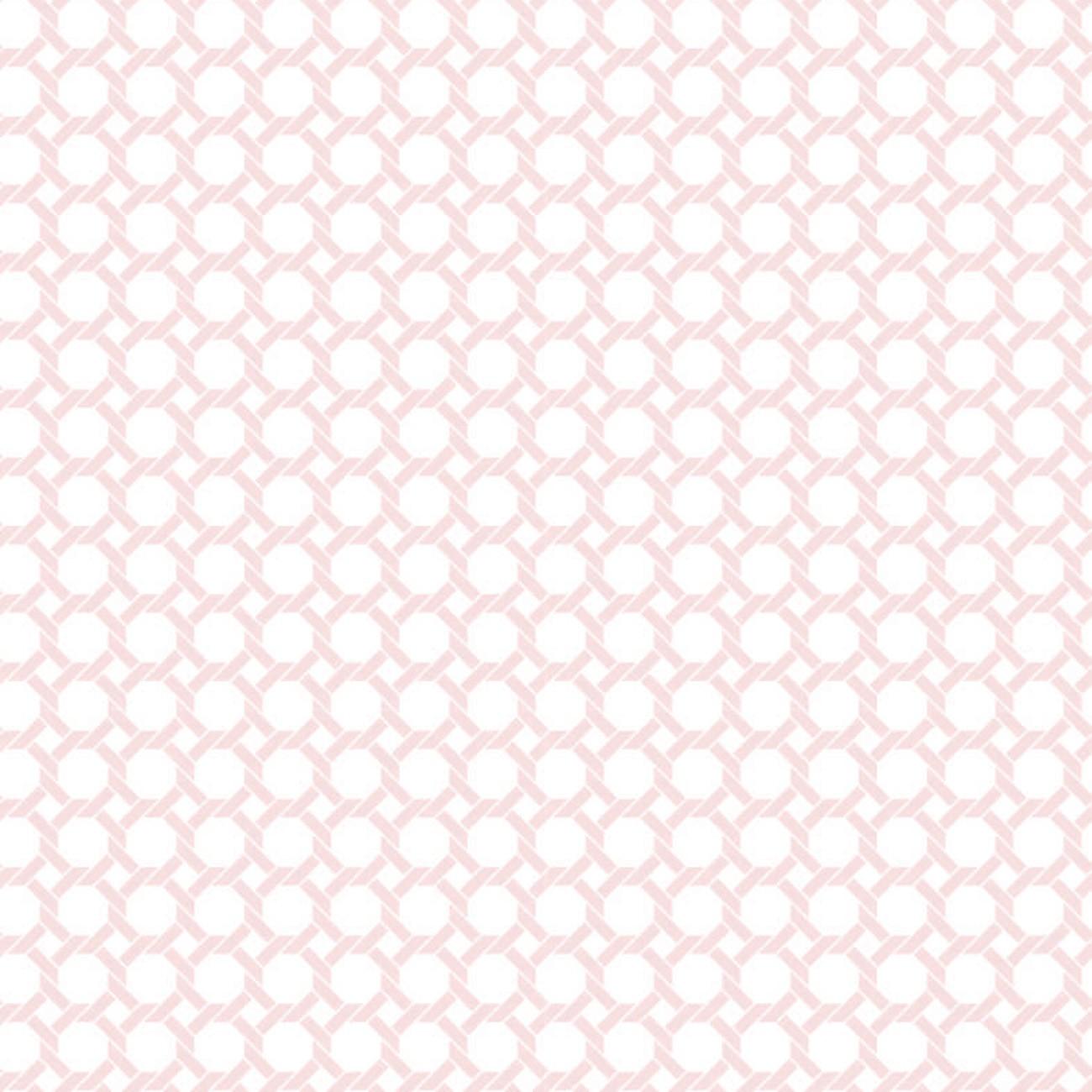 Papel de parede Palhinha Rosa
