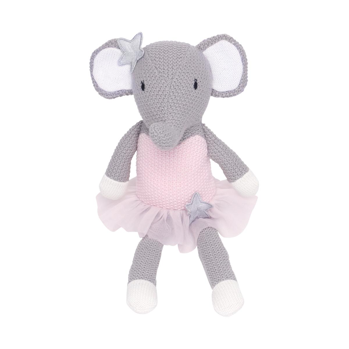 Pelúcia Sam & Peas Elly The Elephant