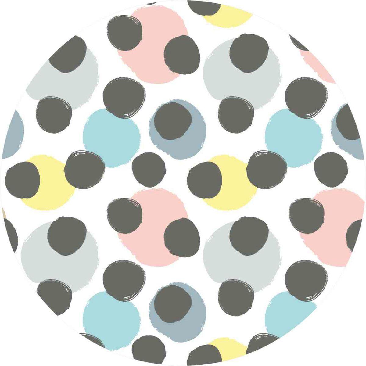 playmat bolas pinceladas candy 100 x 100 m