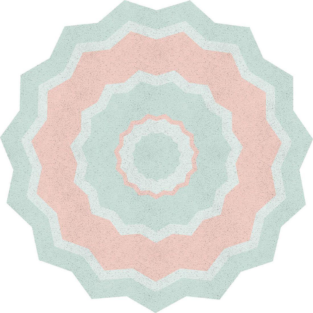 playmat mandada rosa 100x100cm