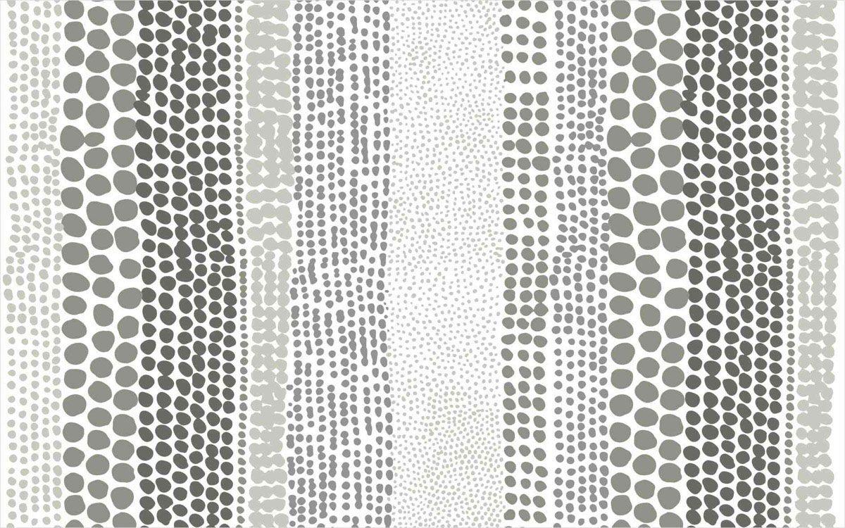 playmat mix bolinhas cinza 100 x 160 cm