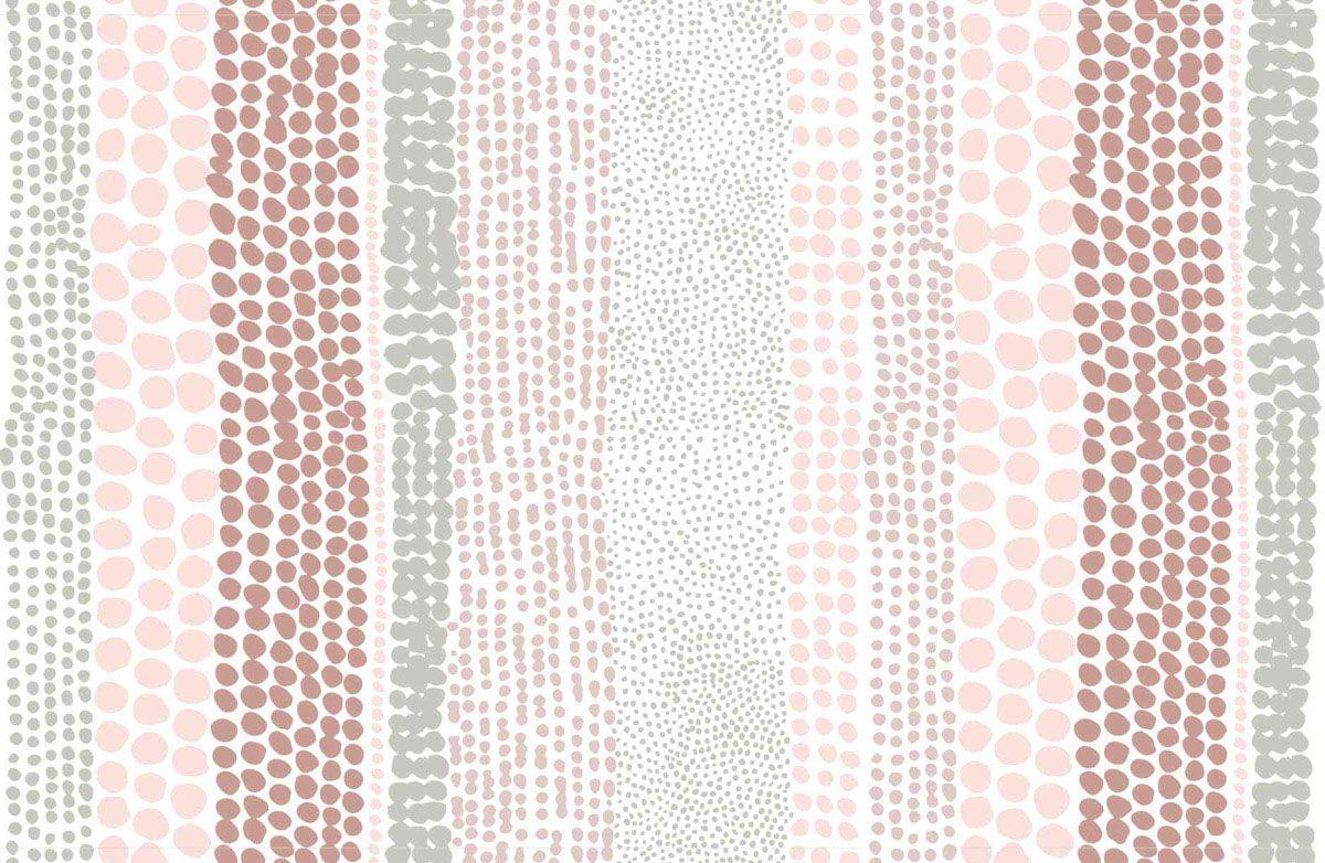 playmat mix bolinhas rosa 100 x 160 cm