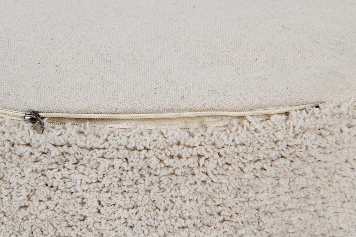 Puff Lorena Canals Chill Marfim 50 x 50 x cm