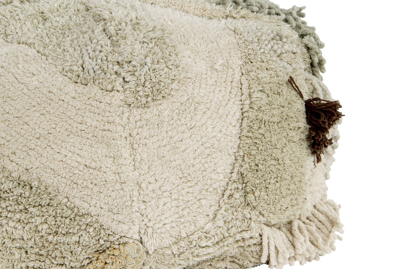 Puff Lorena Canals Mossy Rock 50 x 50 x 30 cm