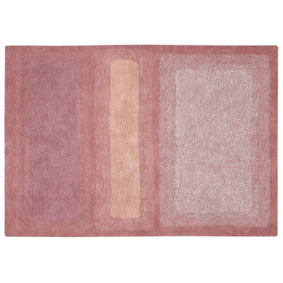 Tapete Lorena Canals Agua Canyon Rose 140 x 200 cm