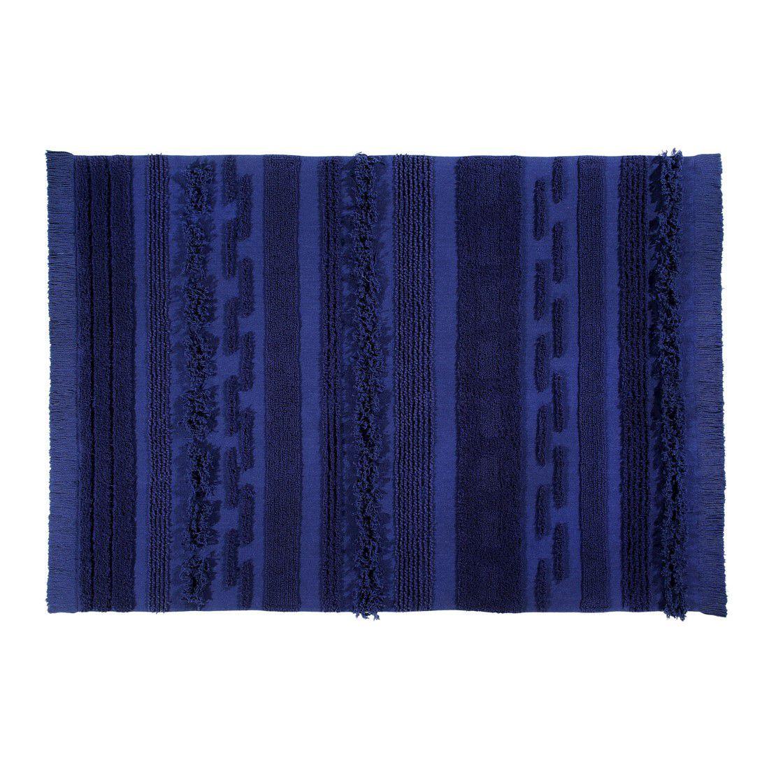 Tapete Lorena Canals Ar Alaska Blue G 170 x 240 cm