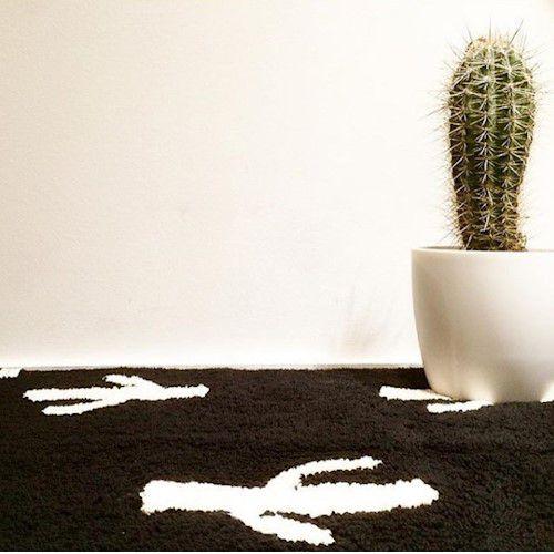 Tapete Lorena Canals Cactus 140 x 200 cm