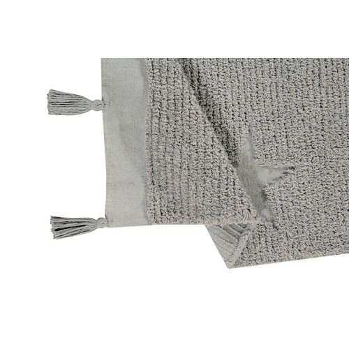 Tapete Lorena Canals Estrelas Hippy Cinza 120 x 175 cm