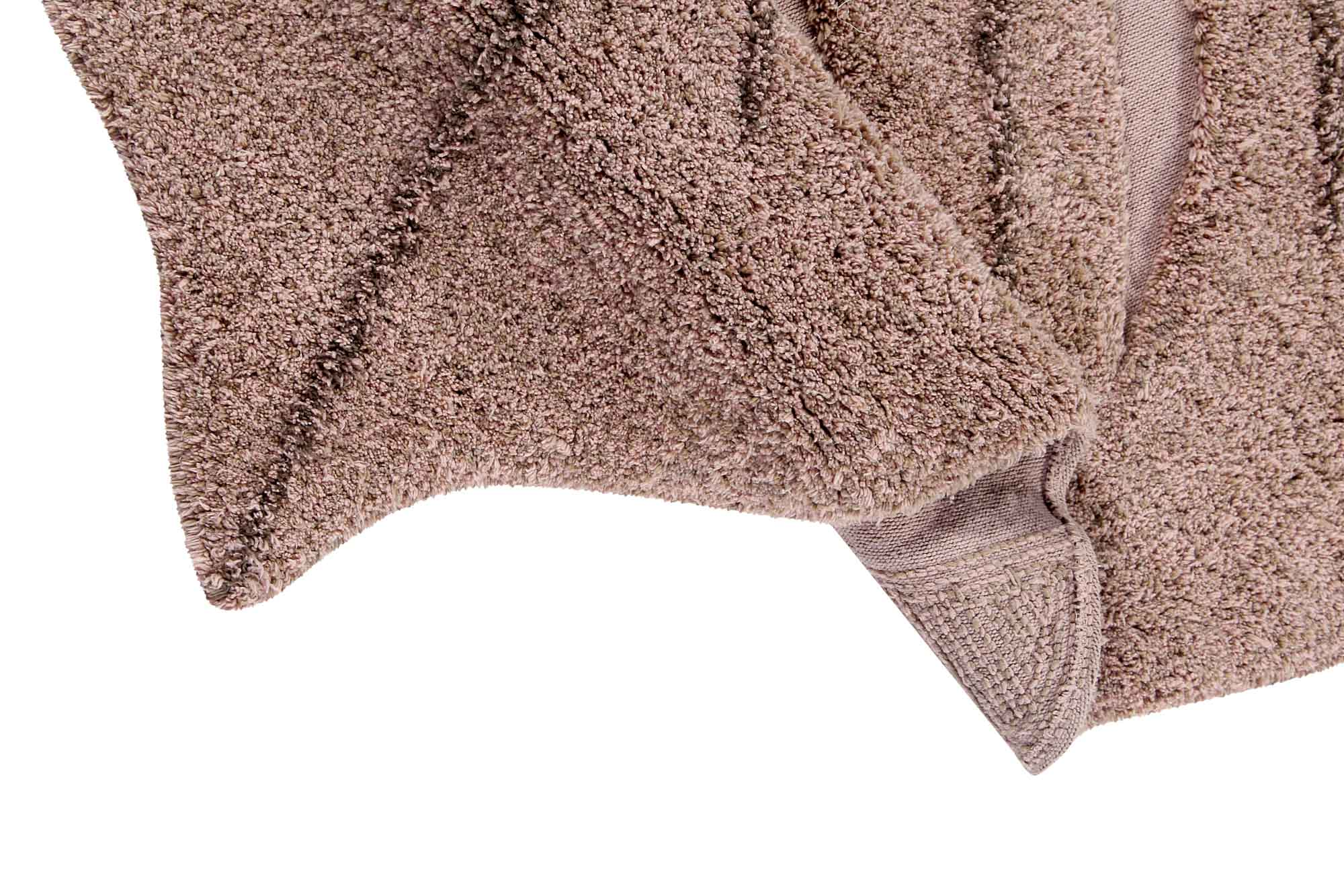 Tapete Lorena Canals Costela de Adão Vintage Nude 120 x 180 cm