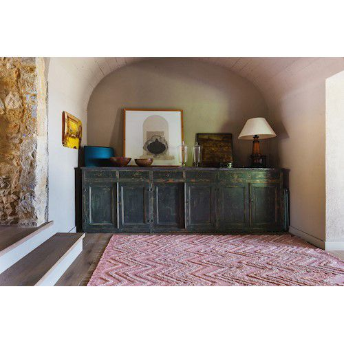 Tapete Lorena Canals Terra Canyon Rose 170 x 240 cm