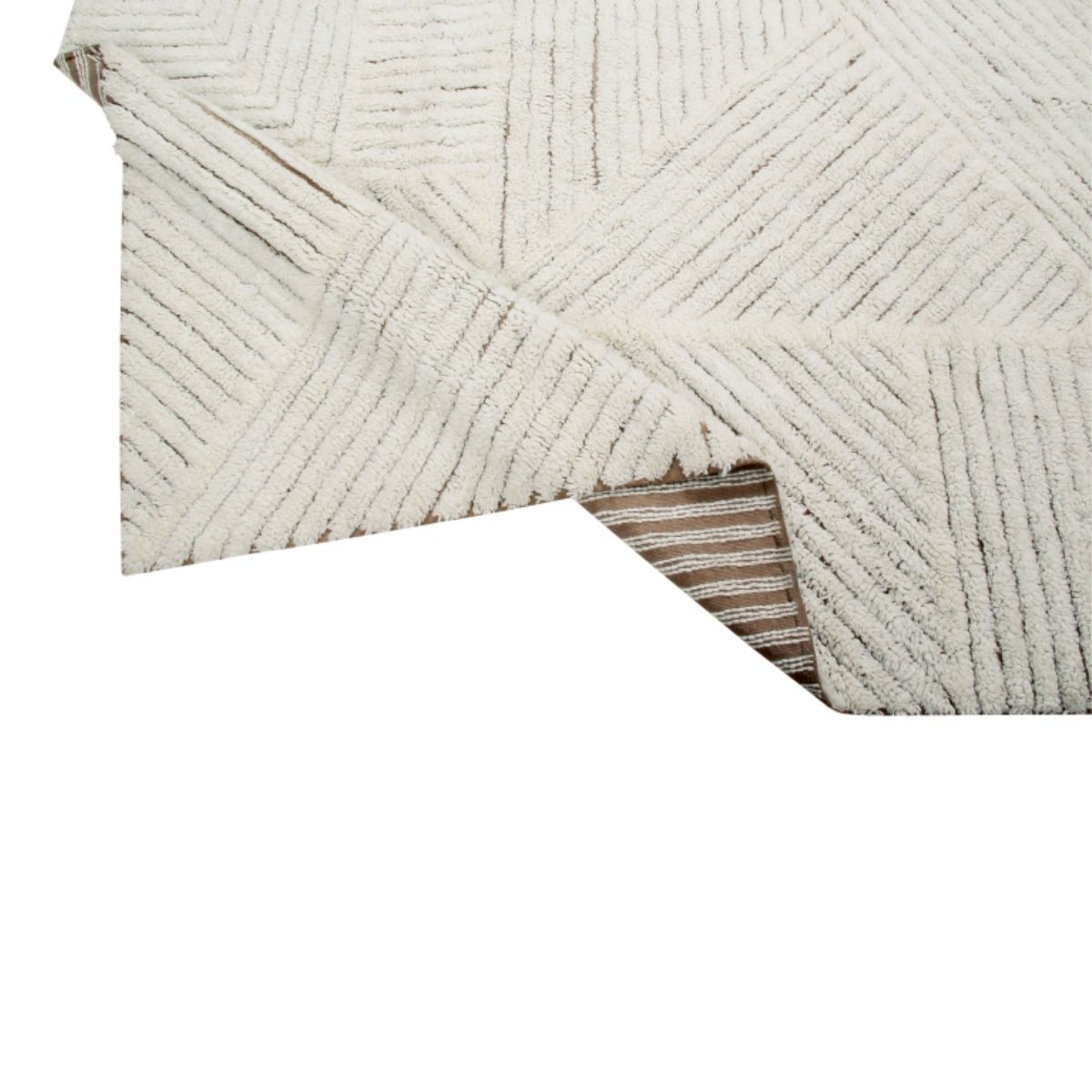 Tapete Lorena Canals Woolable Almond Valley 240 x 170 cm