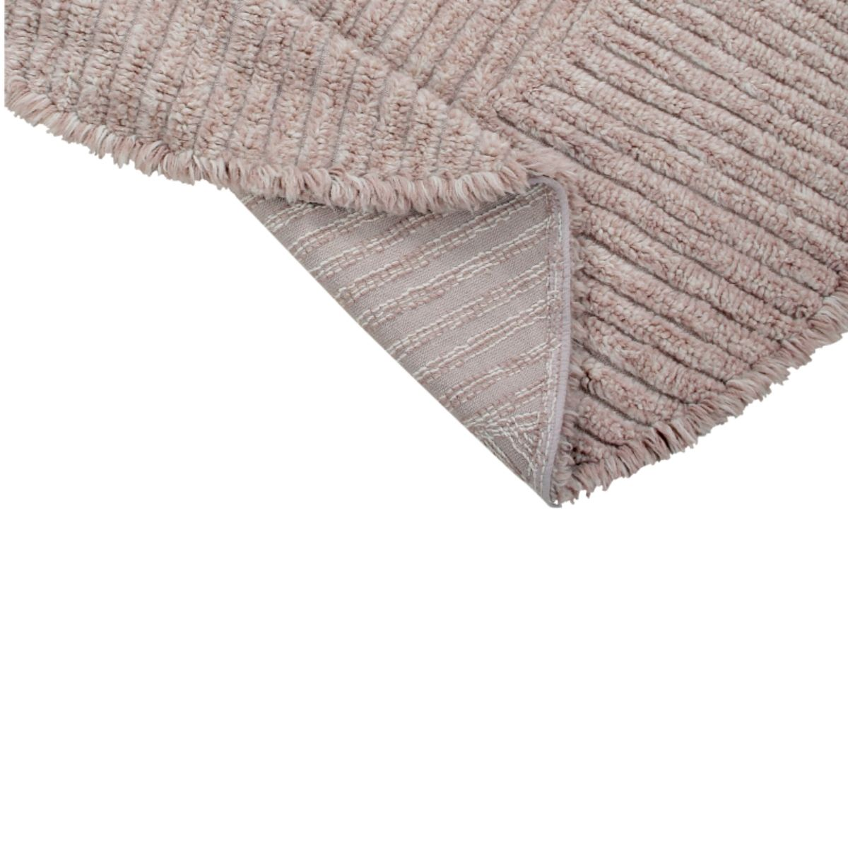 Tapete Lorena Canals Woolable Rose Tea 160 cm